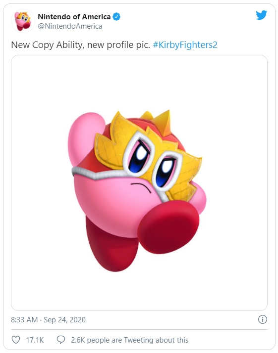 Nintendo Kirby Game